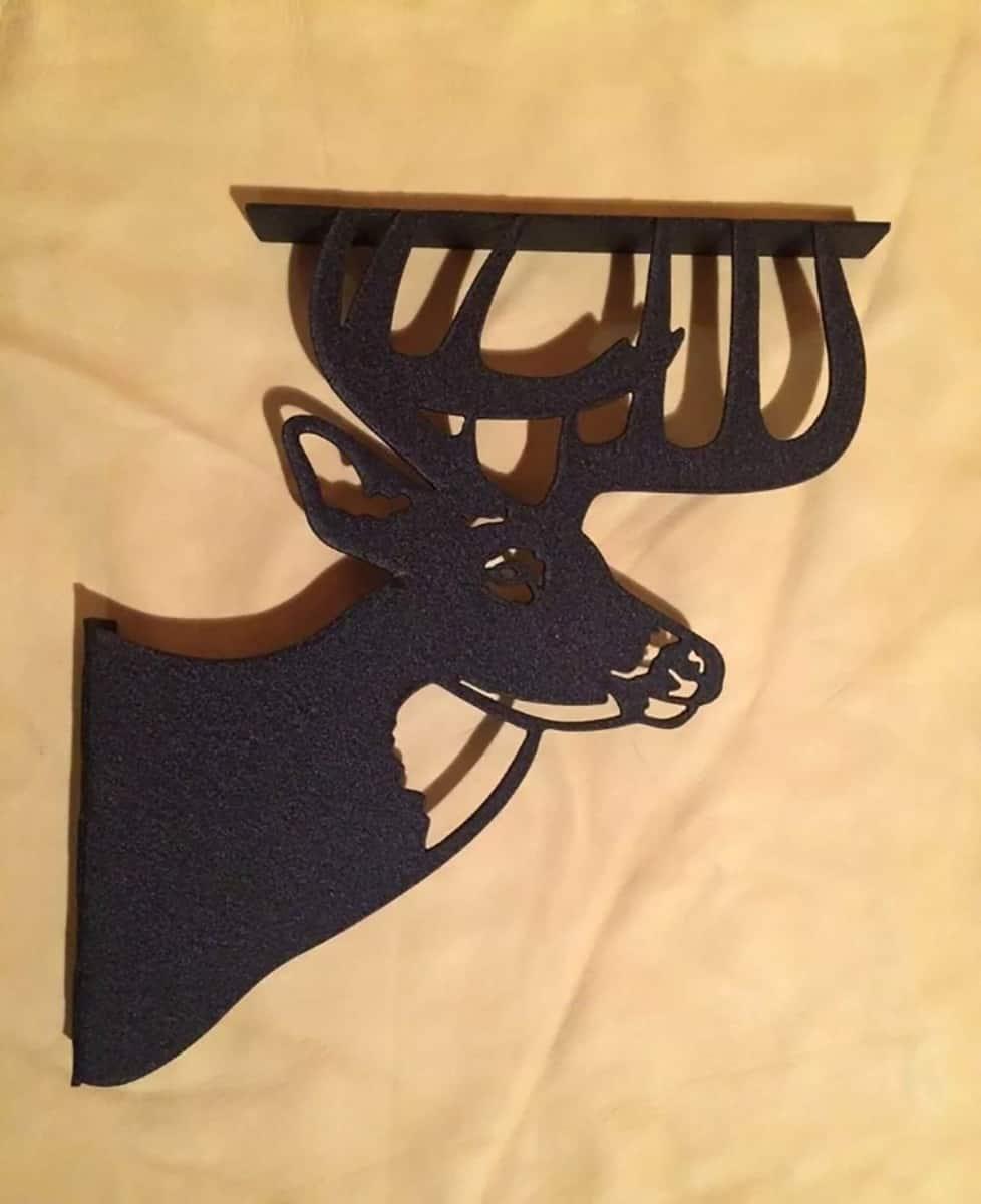 Deer-Shelf-Bracket