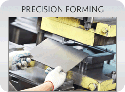Precision Metal Fabrication, Custom Metal Fabrication, Precision Forming